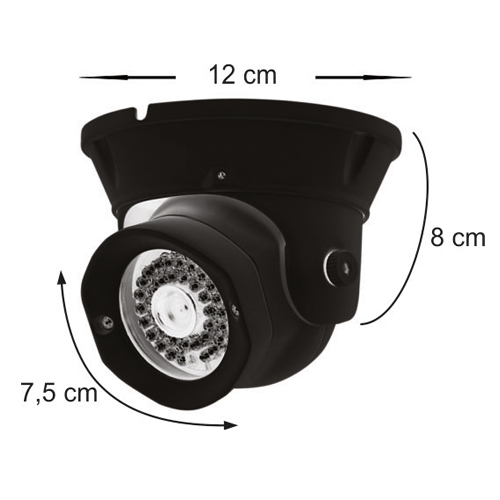 BEYLERBEYİ KNOWLEDGE 5MP IP DOME KAMERA KL 4154D 5MPSI 3.6